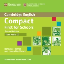 Compact First for Schools Class Audio CD, CD-Audio Book