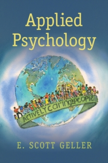 Applied Psychology : Actively Caring for People, Paperback Book