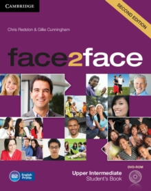Face2face Upper Intermediate Student's Book with DVD-ROM, Mixed media product Book