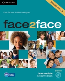 Face2face Intermediate Student's Book with DVD-ROM, Mixed media product Book