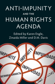 Anti-Impunity and the Human Rights Agenda, Paperback Book