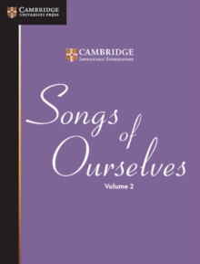 Songs of Ourselves: Volume 2 : Volume 2, Paperback Book