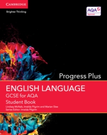 GCSE English Language AQA : GCSE English Language for AQA Progress Plus Student Book, Paperback / softback Book
