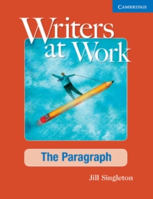 Writers at Work: The Paragraph Student's Book and Writing Skills Interactive Pack, Mixed media product Book