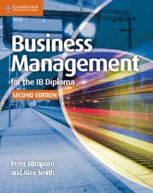 Business Management for the IB Diploma Coursebook, Paperback / softback Book