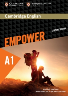 Cambridge English Empower Starter Student's Book, Paperback Book