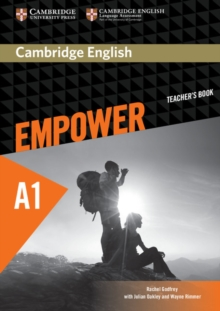 Cambridge English Empower Starter Teacher's Book, Spiral bound Book