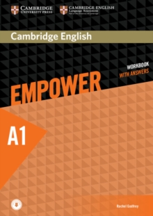 Cambridge English Empower Starter Workbook with Answers with Downloadable Audio, Mixed media product Book