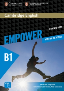 Cambridge English Empower Pre-intermediate Student's Book with Online Assessment and Practice, and Online Workbook, Mixed media product Book