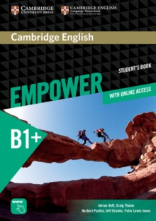 Cambridge English Empower Intermediate Student's Book with Online Assessment and Practice and Online Workbook, Mixed media product Book