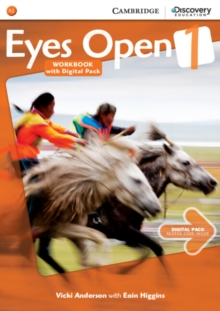 Eyes Open Level 1 Workbook with Online Practice, Mixed media product Book