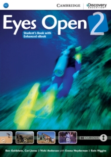 Eyes Open : Eyes Open Level 2 Student's Book with Online Workbook and Online Practice, Mixed media product Book