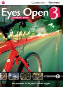 Eyes Open Level 3 Student's Book, Paperback / softback Book