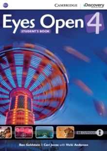 Eyes Open Level 4 Student's Book, Paperback / softback Book
