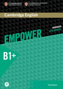 Cambridge English Empower Intermediate Workbook with Answers with Downloadable Audio, Mixed media product Book