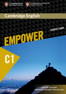 Cambridge English Empower Advanced Student's Book, Paperback / softback Book