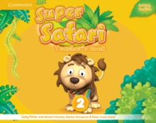 Super Safari Level 2 Teacher's Book, Spiral bound Book
