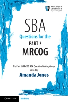 SBA Questions for the Part 2 MRCOG, Paperback Book
