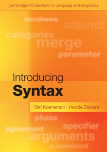 Introducing Syntax, Paperback Book