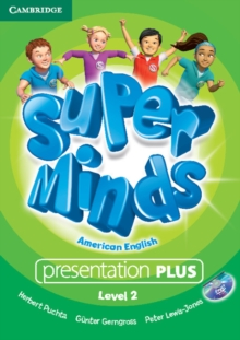 Super Minds American English Level 2 Presentation Plus DVD-ROM, DVD-ROM Book