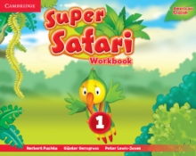 Super Safari American English Level 1 Workbook, Paperback / softback Book