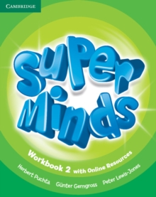 Super Minds Level 2 Workbook with Online Resources, Mixed media product Book
