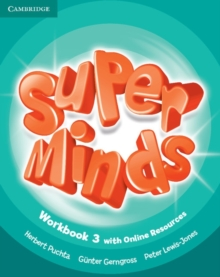Super Minds Level 3 Workbook with Online Resources, Mixed media product Book