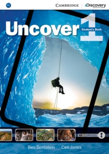 Uncover Level 1 Student's Book, Paperback Book