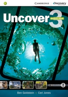 Uncover Level 3 Student's Book, Paperback / softback Book
