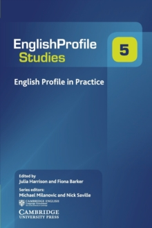 English Profile in Practice, Paperback Book