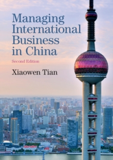 Managing International Business in China, Paperback / softback Book
