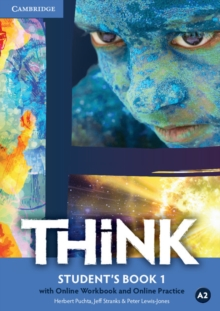 Think Level 1 Student's Book with Online Workbook and Online Practice, Mixed media product Book