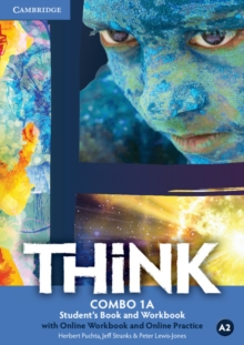 Think Level 1 Combo A with Online Workbook and Online Practice, Mixed media product Book