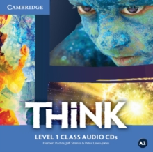 Think Level 1 Class Audio CDs (3), CD-Audio Book