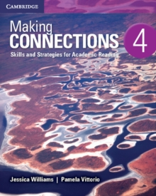 Making Connections Level 4 Student's Book : Skills and Strategies for Academic Reading, Paperback / softback Book