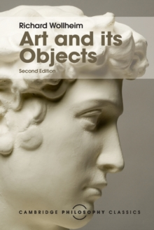 Art and its Objects, Paperback Book