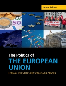 The Politics of the European Union, Paperback Book