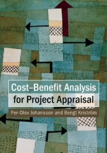 Cost-Benefit Analysis for Project Appraisal, Paperback Book