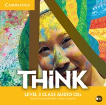 Think Level 3 Class Audio CDs (3), CD-Audio Book