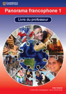 IB Diploma : Panorama francophone 1 Livre du Professeur with CD-ROM, Mixed media product Book