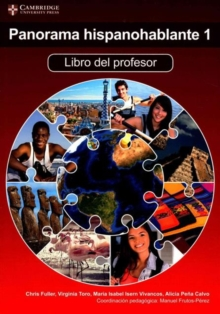 IB Diploma : Panorama hispanohablante 1 Libro del Profesor with CD-ROM, Mixed media product Book