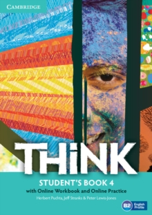 Think Level 4 Student's Book with Online Workbook and Online Practice, Mixed media product Book