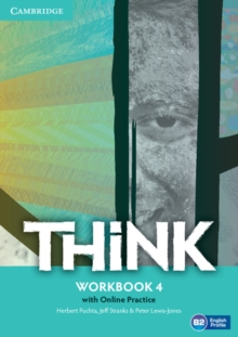 Think Level 4 Workbook with Online Practice, Mixed media product Book