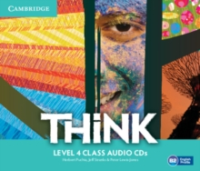 Think Level 4 Class Audio CDs (3), CD-Audio Book