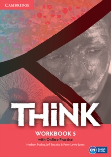 Think Level 5 Workbook with Online Practice, Mixed media product Book
