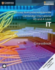 Cambridge International AS and A Level IT Coursebook with CD-ROM, Mixed media product Book