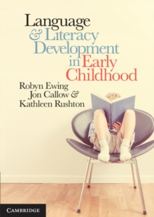 Language and Literacy Development in Early Childhood, Paperback Book