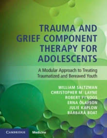 Trauma and Grief Component Therapy for Adolescents : A Modular Approach to Treating Traumatized and Bereaved Youth, Paperback / softback Book
