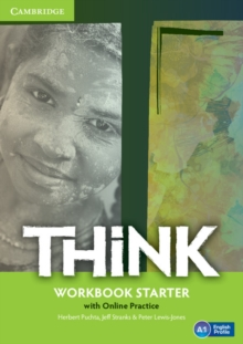Think Starter Workbook with Online Practice, Mixed media product Book
