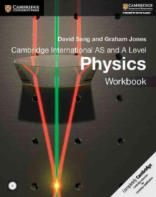 Cambridge International AS and A Level Physics Workbook with CD-ROM, Mixed media product Book